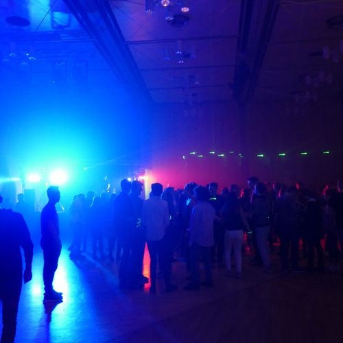 Breaking Party