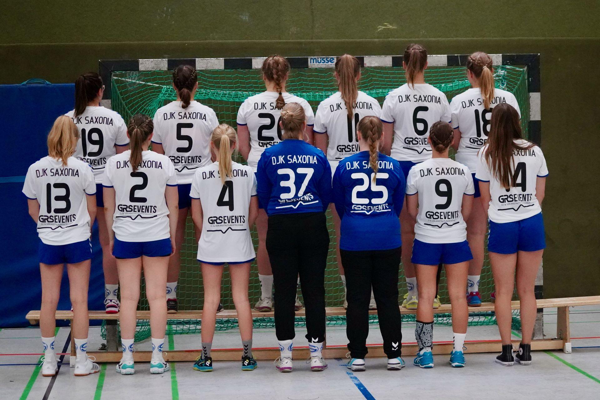 1. Damenmannschaft der DJK Saxonia Dortmund